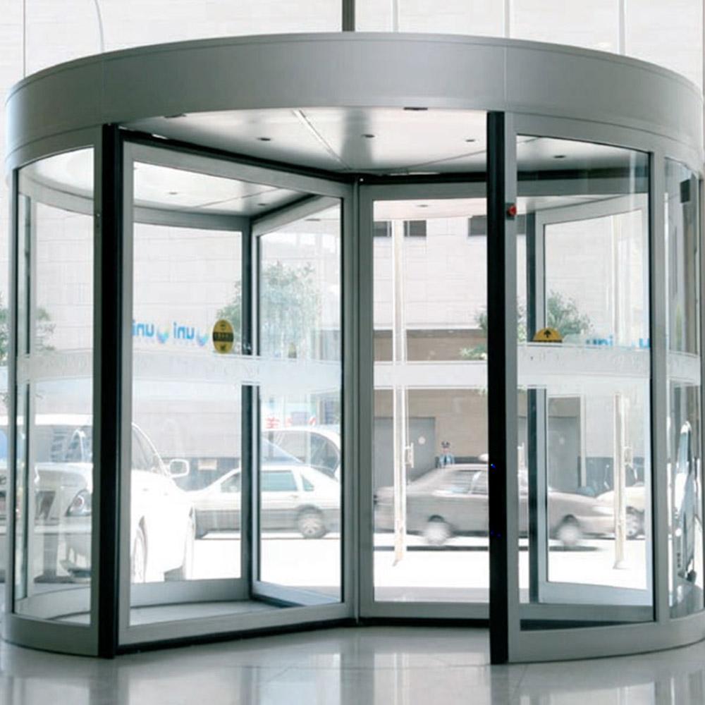 Portas automáticas de vidro em Loures