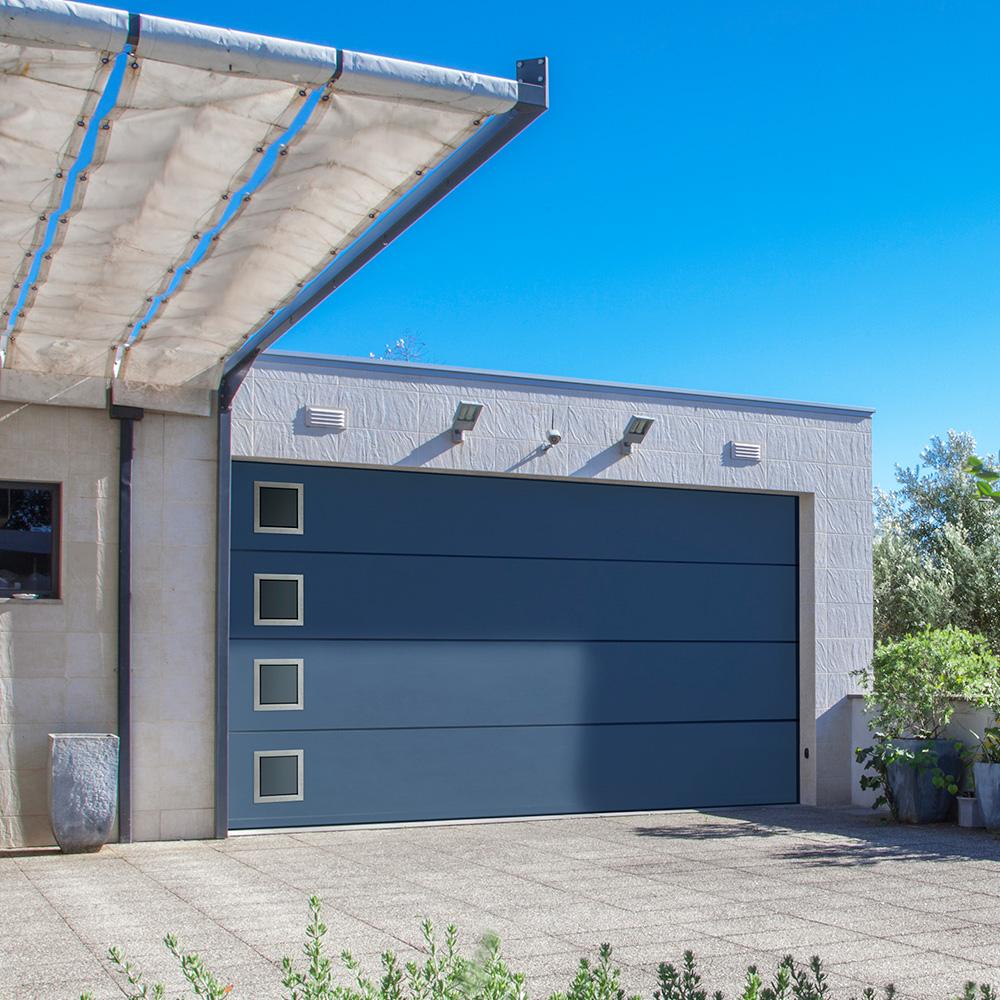 Reparação de portões de garagem na Expo