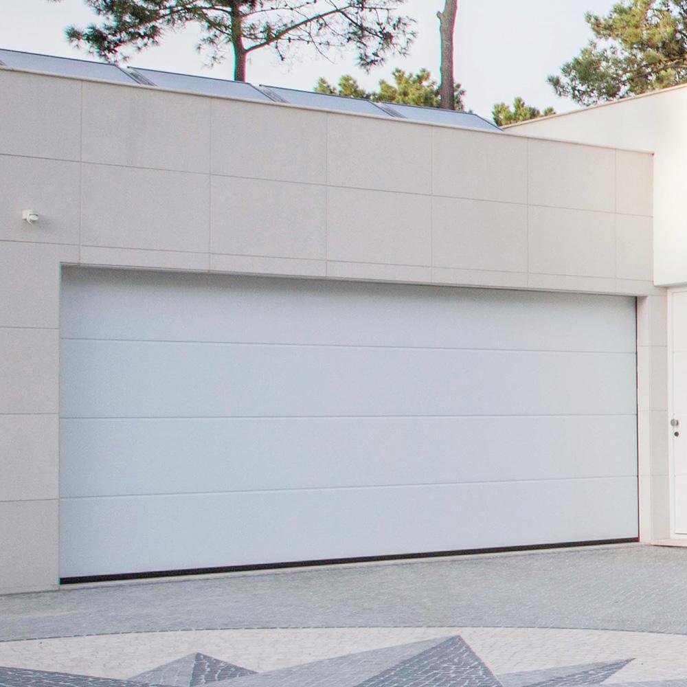 Tipos de portões de garagem